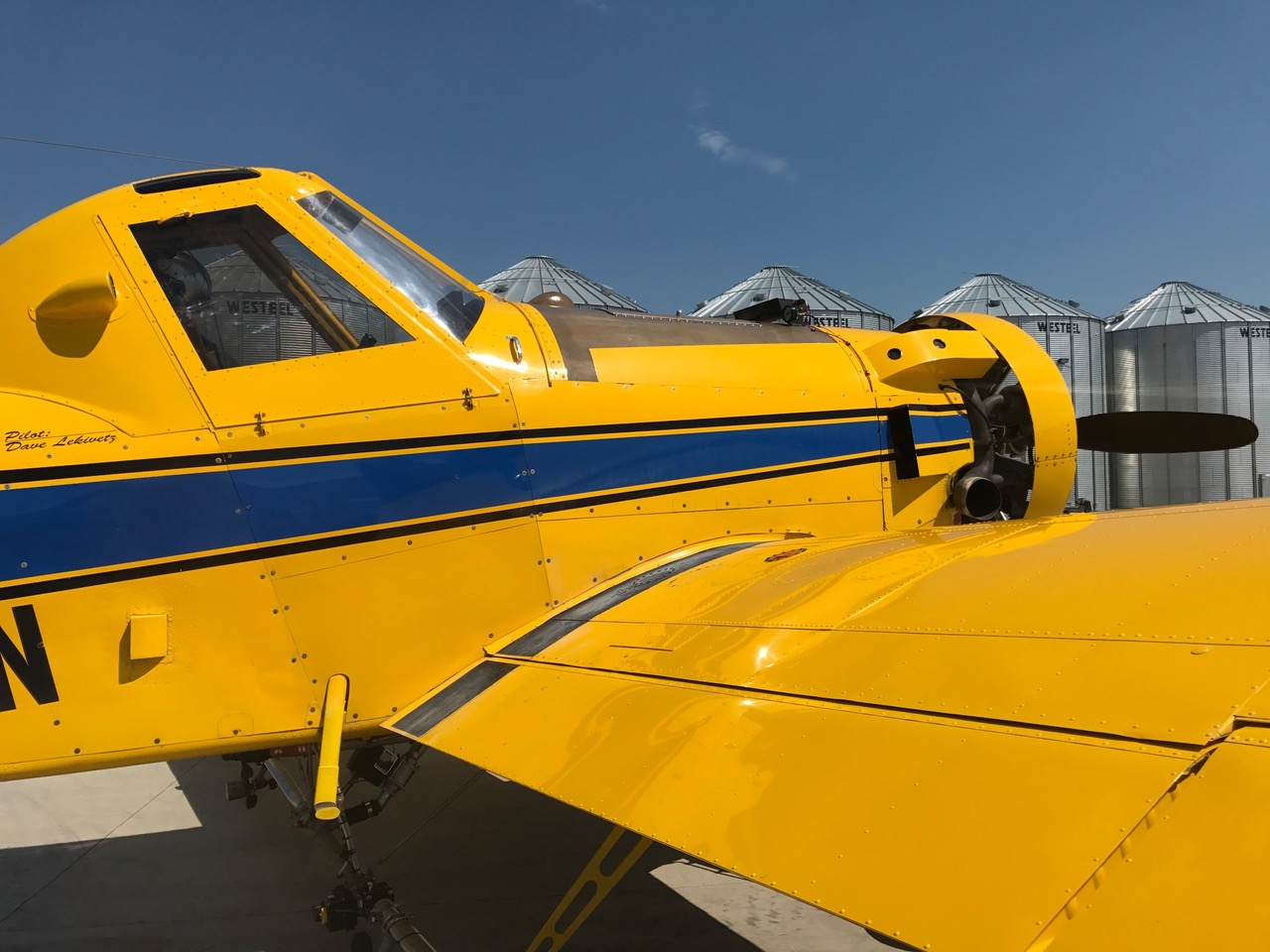 1986 Air Tractor 301 For Sale